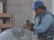 Stone Working Tools for Granite Carving
